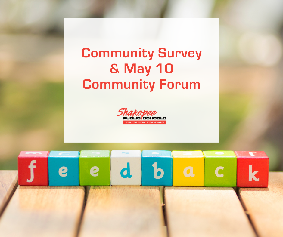 Community Survey and Forum