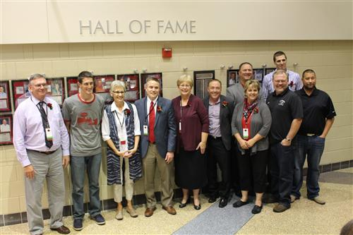 CHS Alumni Association Hall of Fame Inductee: Ted