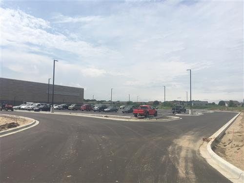 Shakopee High School Expanded Construction