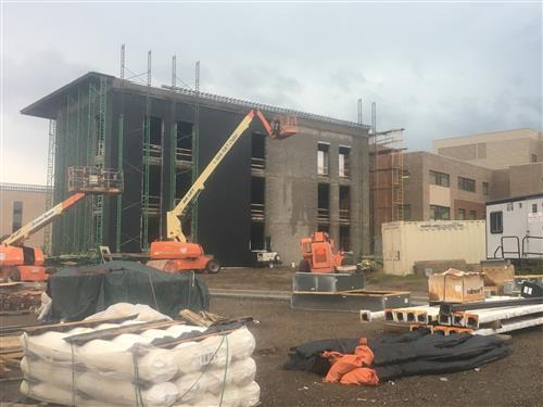 Shakopee High School Construction