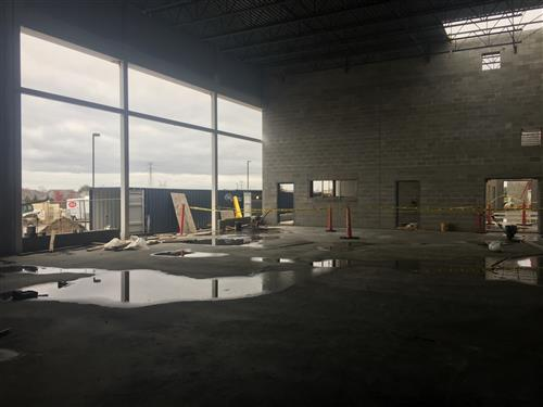 Shakopee High School Expansion Progress