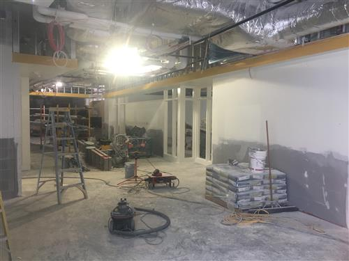 Construction Update Jan 22