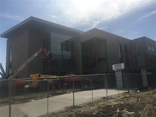April 30 Construction Update