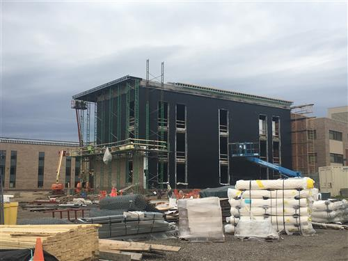 Expanded Shakopee High School Construction Updates