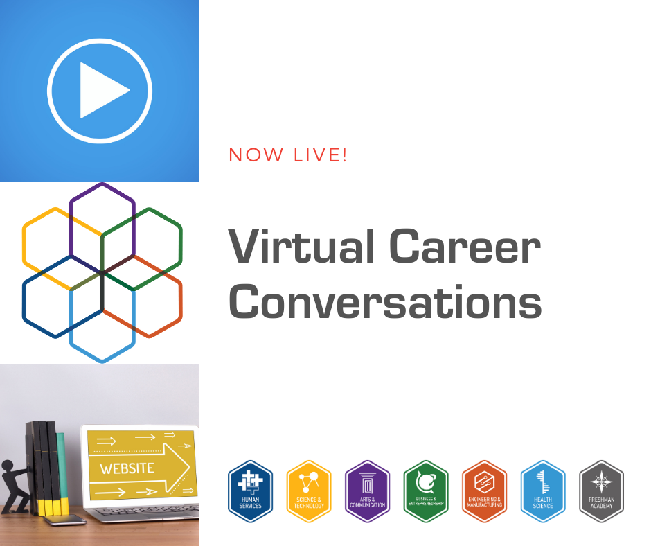 The Academies of Shakopee Virtual Career Expo - Videos & Website Live!