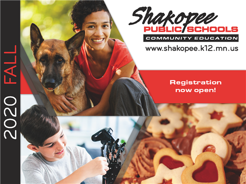 Shakopee CE Fall 2020 Catalog