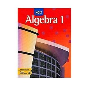 Printables Holt Algebra 1 Worksheets mcdougal littell algebra 1 online book free textbook holt shop nowamazon holt